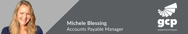 Michele-Blessing-Accounts-Payable-Manager-Gcp-Applied-Technologies